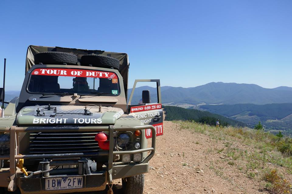 Victorian High Country 4WD tours