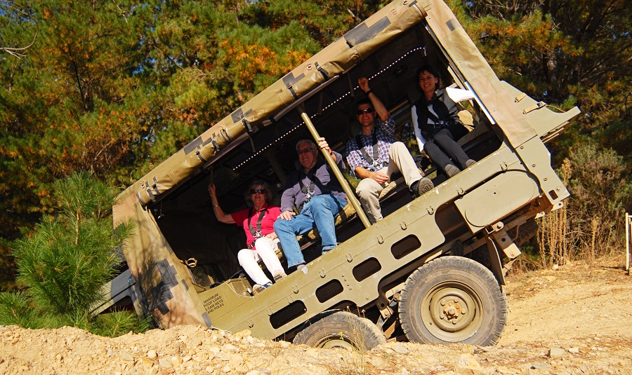 Off Road 4×4 Tours Bright
